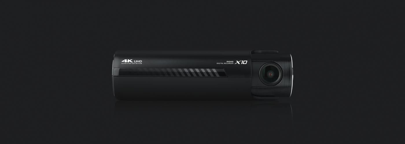 Banner IROAD X10 Dash Cam