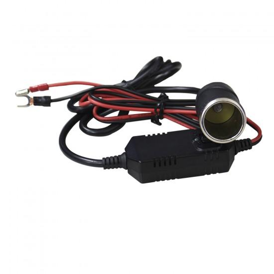 DOD DP4 - Strømadapter for dashbordkamera