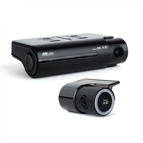 IROAD X10 -2CH 4K UHD dashbordkamera