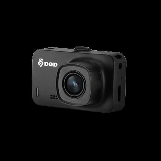 DOD UHD10 4K UHD Dashbordkamera med GPS - Inkl. 64GB minnekort