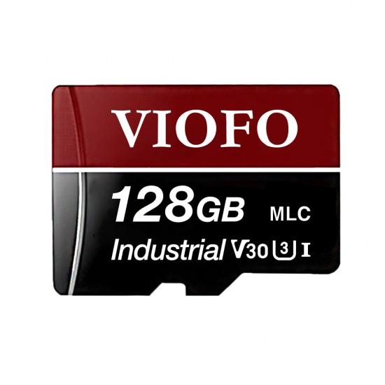 VIOFO 128GB Professional High Endurance MLC UHS-3 MicroSD minnekort